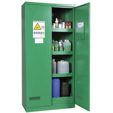 Armarios para productos contaminantes/fitosanitarios