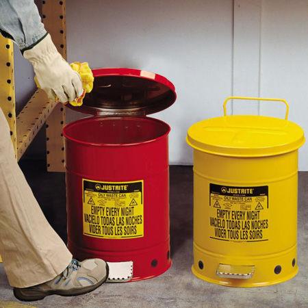 Bidones, contenedores y recipientes de seguridad