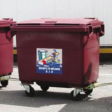 Contenedores exteriores para residuos
