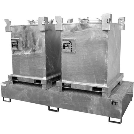 Cubetos de acero para GRGs