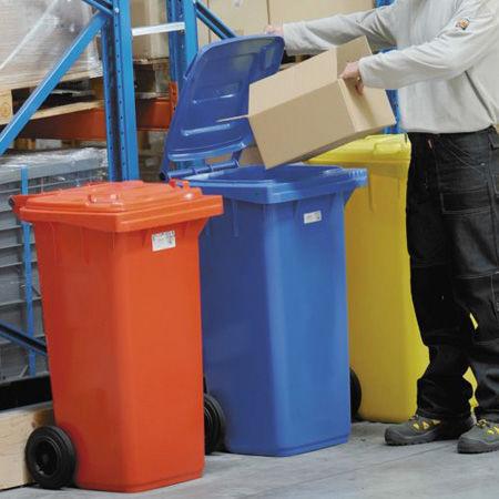 Gestión y recogida selectiva de residuos