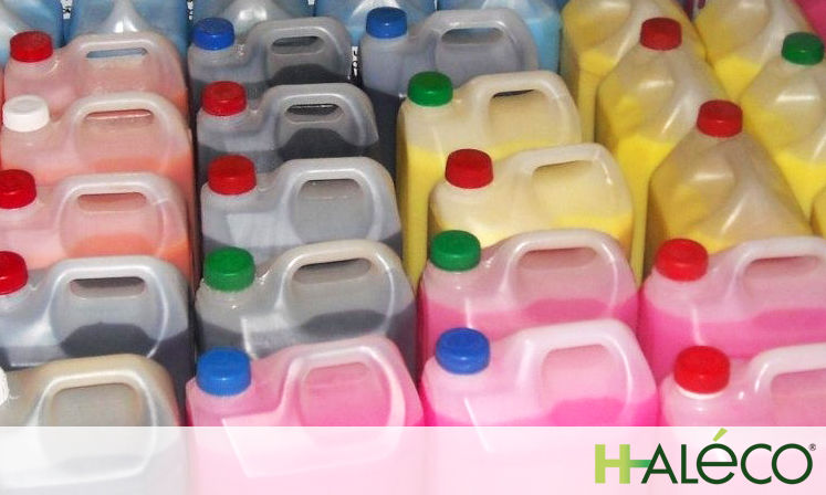 Aprende con Haléco los productos peligrosos que almacena tu inductria