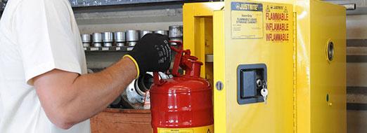 Informe para armarios de seguridad 03 | Haleco Iberia