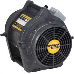 Ventilador extractor portátil ATEX, Ø 20 c