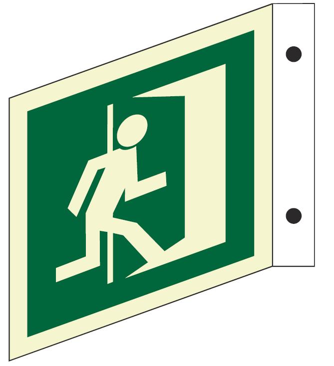 banderola salida