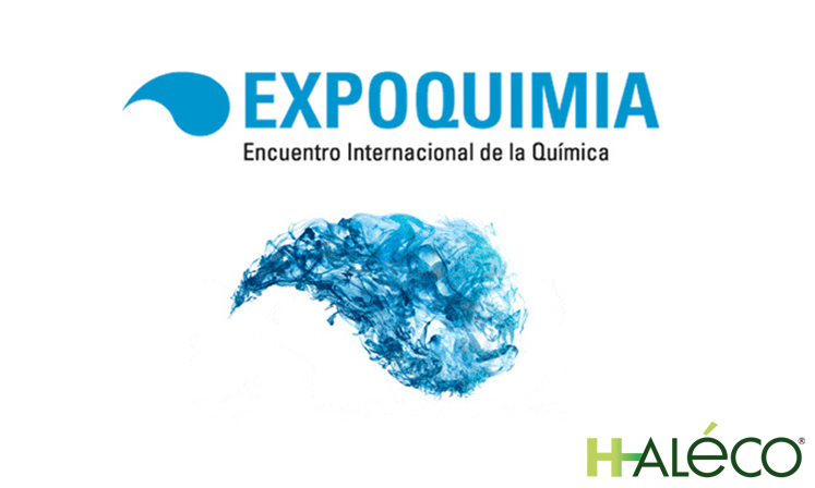 Haleco en Expoquimia 2014
