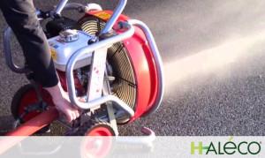 Haleco -ventiladores espacios confinados