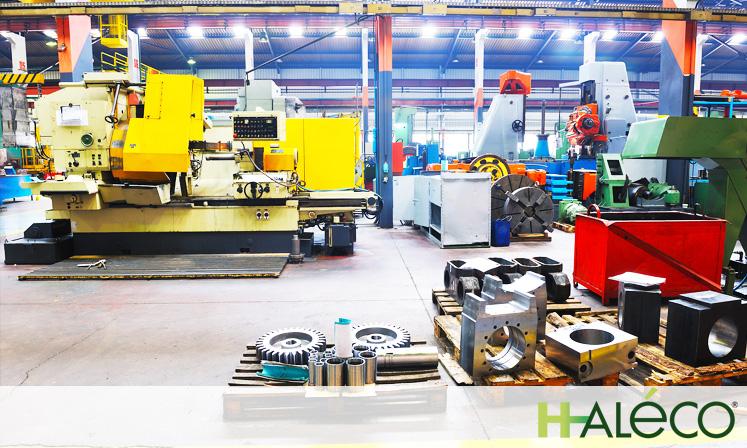 Mejora de la productividad con Haleco