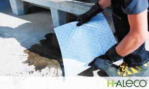 Kit de intervención para el control de vertidos | Haleco