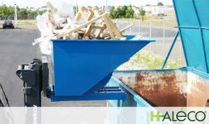 Tipos de volquetes | Haleco