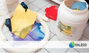 Tipos de absorbentes para tu empresa | Haleco