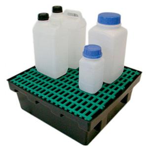 Cubetos de plástico para laboratorio | Haleco