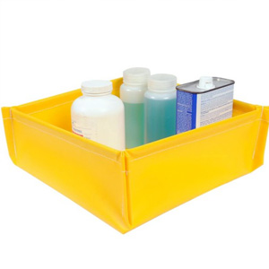 Cubetos plegables para laboratorio | Haleco