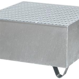 Cubetas de acero galvanizado para bidones