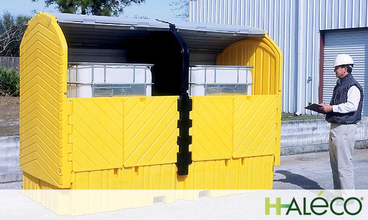 Normativa almacenamiento productos químicos | Haleco