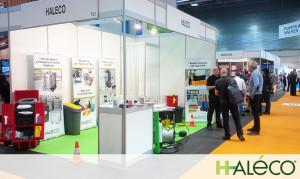 Feria Mantenimiento industrial Bilbao | Haleco