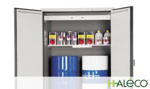 Normativa para almacenamiento de productos químicos | Haleco