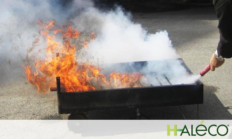 Equipamiento contra incendios 01 | Haleco