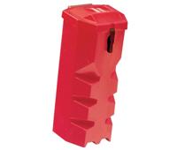 Cofre para extintor con apertura superior 01 | Equipamiento contra incendios | Haleco