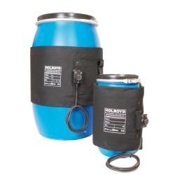 Manta calefactora para bidones 01 | Promoción mantas para bidones y contenedores | Haleco