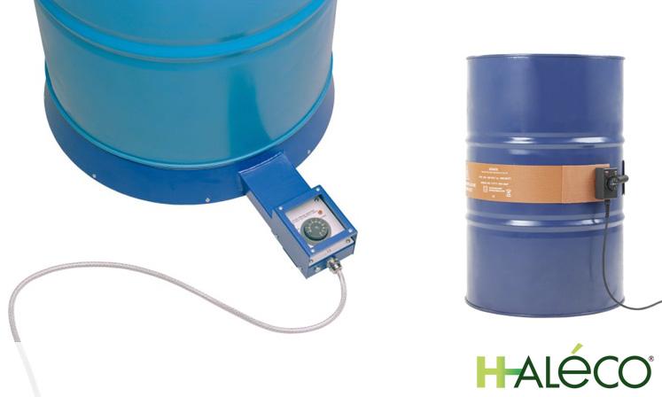 Promoción mantas para bidones y contenedores 01 | Haleco