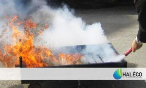 Equipamiento contra incendios para tu empresa | Haleco