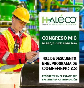 MIC 2016 Bilbao | Conferencias sobre seguridad industrial 01 | Haleco