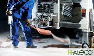 Usos de la tierra de diatomea | absorbentes industriales 01 | Haleco Iberia