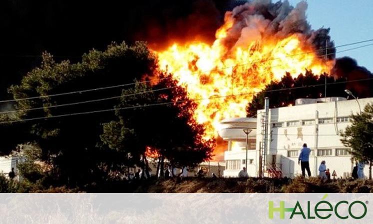 Accidente químico Paterna 00 | Haleco Iberia