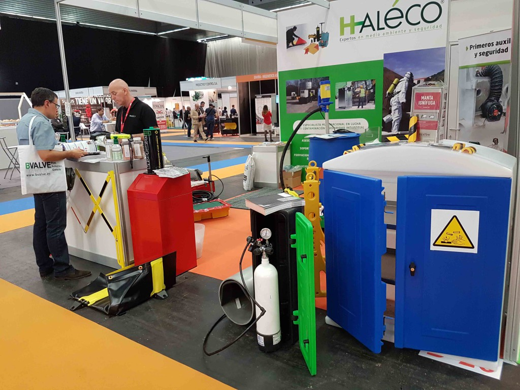 Haleco: feria Maintenance 2017