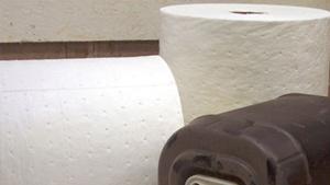 Guía: Rollos absorbentes para hidrocarburos