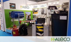 Haleco I Expoquimia 2017