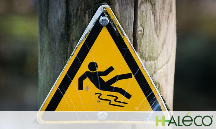 señalización de seguridad