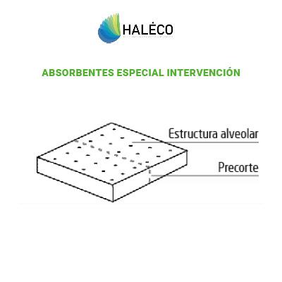 Absorbentes para intervención | Haleco