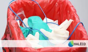 Gestión de residuos sanitarios | Haleco