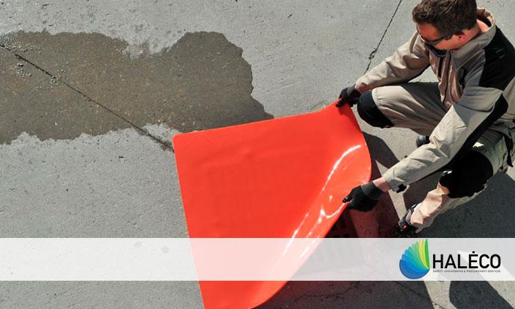 Obturadores de superficie para evitar vertidos, filtraciones y fugas| Haleco Iberia