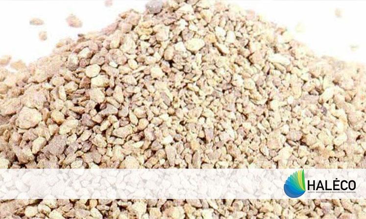 Qué es la sepiolita como absorbente en polvo - Haleco Iberia