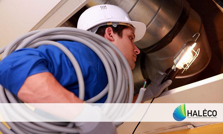 La linterna ATEX para garantizar una visibilidad y seguridad en el trabajo | Haleco Iberia