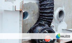 Ventilador industrial | Haleco