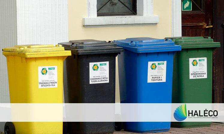 Contenedores de reciclaje, ¿cómo reciclar bien? | Haleco