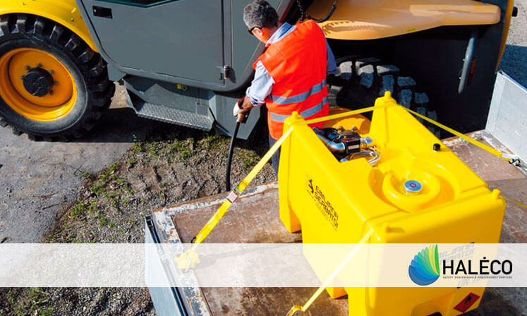 Haleco | Conoce las novedades en abastecimiento y almacenamiento de Haleco en Pumps & Valves