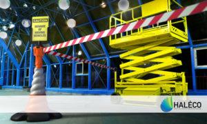 Sistemas de balizamiento para la seguridad de tus instalaciones | Haleco