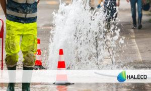 Fugas de agua, cómo prevenirlas y tratarlas | Haleco