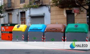 Contenedores plásticos para tu empresa | Haleco