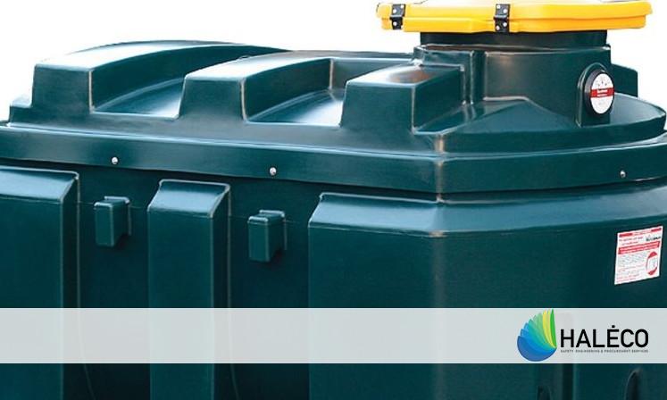 contenedor aceite usado polietileno