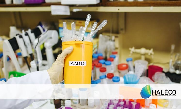 Tipos de residuos hospitalarios