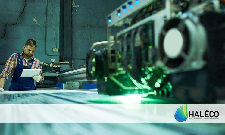 almacenar baterías de litio - Haleco