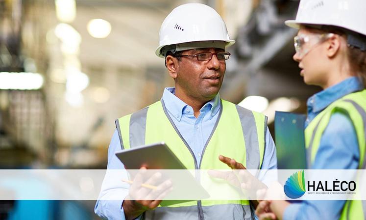 Plan de prevención de riesgos laborales - Haleco