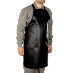 Haleco-delantal para soldador