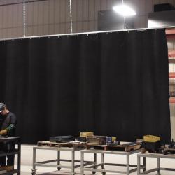 Haleco - cortina soldadura